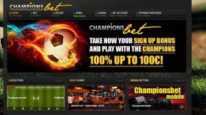 Βαθμολογία Championsbet